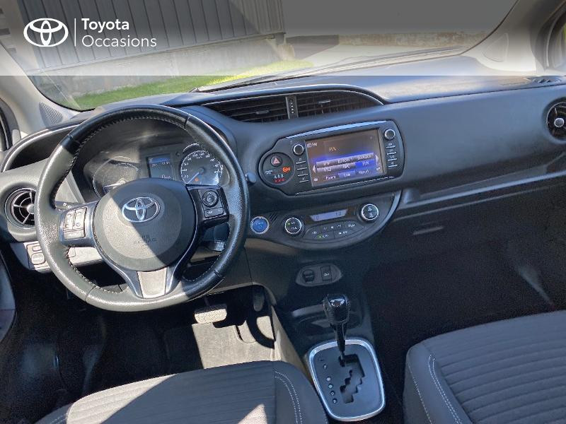 Photo 8 de l'offre de TOYOTA Yaris 100h Dynamic Business 5p à 12800€ chez Horizon Quimper