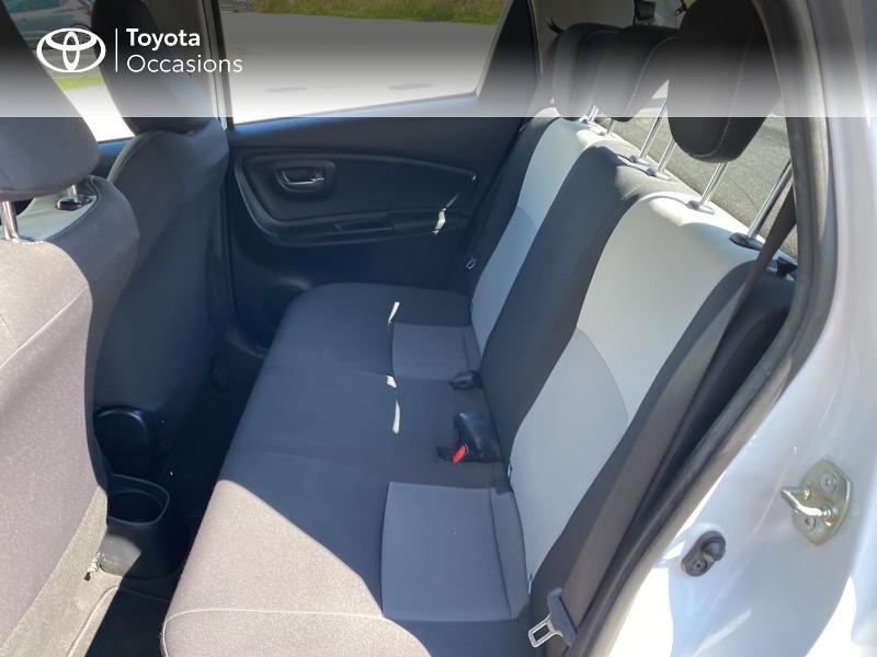 Photo 12 de l'offre de TOYOTA Yaris 100h Dynamic Business 5p à 12800€ chez Horizon Quimper
