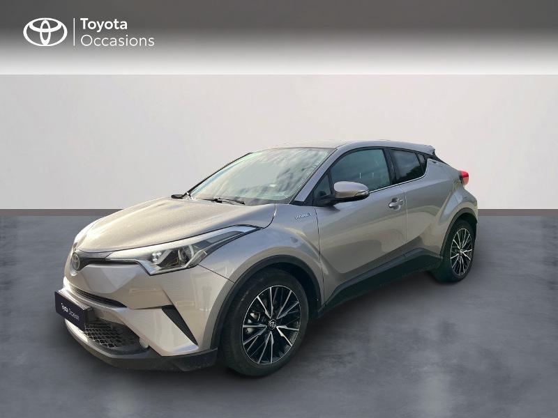 Toyota C-HR 122h Edition 2WD E-CVT Hybride GRIS PLATINIUM Occasion à vendre