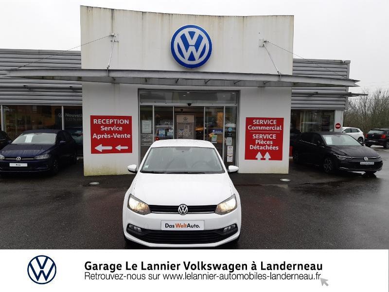 Photo 5 de l'offre de VOLKSWAGEN Polo 1.0 60ch Edition 2017 5p à 11410€ chez Garage Le Lannier - Volkswagen Landerneau