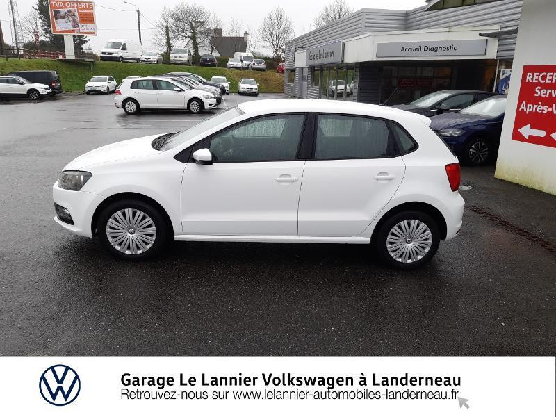 Photo 2 de l'offre de VOLKSWAGEN Polo 1.0 60ch Edition 2017 5p à 11410€ chez Garage Le Lannier - Volkswagen Landerneau