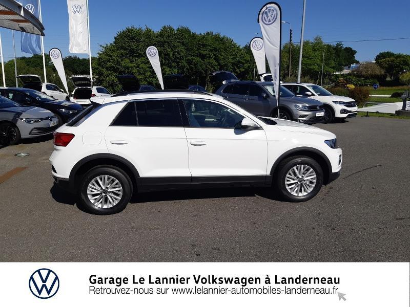 Photo 4 de l'offre de VOLKSWAGEN T-Roc 1.0 TSI 110ch Lounge à 23410€ chez Garage Le Lannier - Volkswagen Landerneau