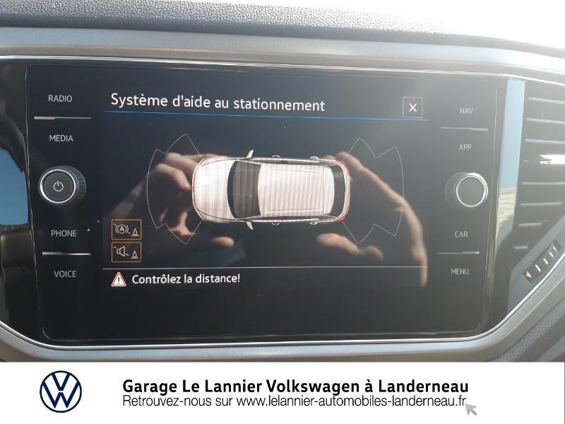 Photo 17 de l'offre de VOLKSWAGEN T-Roc 1.0 TSI 110ch Lounge à 23410€ chez Garage Le Lannier - Volkswagen Landerneau