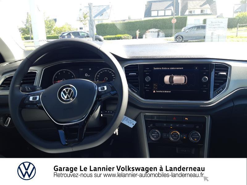 Photo 6 de l'offre de VOLKSWAGEN T-Roc 1.0 TSI 110ch Lounge à 23410€ chez Garage Le Lannier - Volkswagen Landerneau