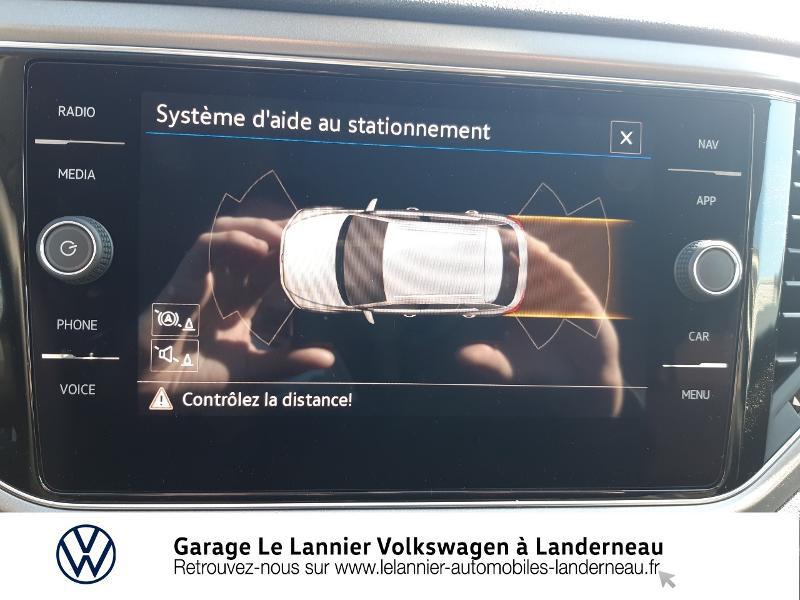 Photo 18 de l'offre de VOLKSWAGEN T-Roc 1.0 TSI 110ch Lounge à 23410€ chez Garage Le Lannier - Volkswagen Landerneau