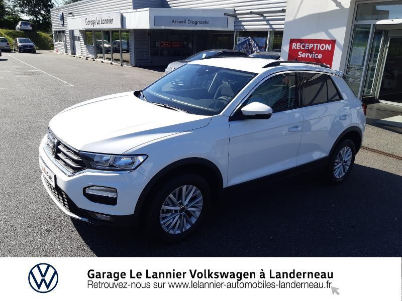 Photo 21 de l'offre de VOLKSWAGEN T-Roc 1.0 TSI 110ch Lounge à 23410€ chez Garage Le Lannier - Volkswagen Landerneau