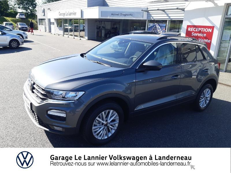 Photo 21 de l'offre de VOLKSWAGEN T-Roc 1.0 TSI 110ch Lounge à 23330€ chez Garage Le Lannier - Volkswagen Landerneau