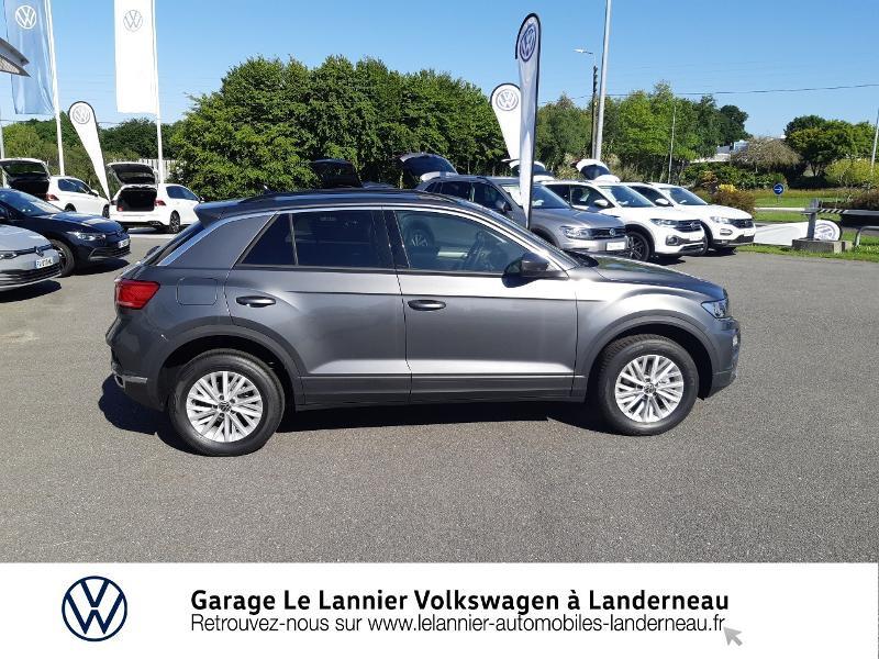 Photo 4 de l'offre de VOLKSWAGEN T-Roc 1.0 TSI 110ch Lounge à 23330€ chez Garage Le Lannier - Volkswagen Landerneau