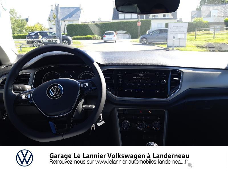 Photo 6 de l'offre de VOLKSWAGEN T-Roc 1.0 TSI 110ch Lounge à 23330€ chez Garage Le Lannier - Volkswagen Landerneau