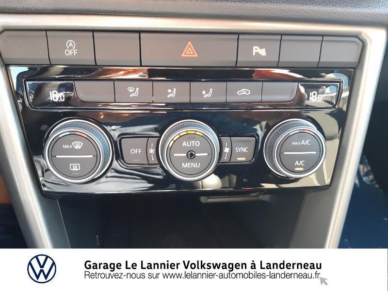Photo 20 de l'offre de VOLKSWAGEN T-Roc 1.0 TSI 110ch Lounge à 23330€ chez Garage Le Lannier - Volkswagen Landerneau