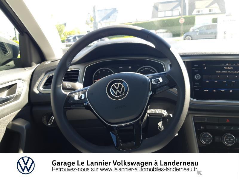 Photo 7 de l'offre de VOLKSWAGEN T-Roc 1.0 TSI 110ch Lounge à 23330€ chez Garage Le Lannier - Volkswagen Landerneau