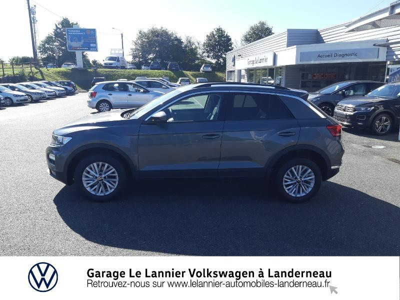 Photo 2 de l'offre de VOLKSWAGEN T-Roc 1.0 TSI 110ch Lounge à 23330€ chez Garage Le Lannier - Volkswagen Landerneau