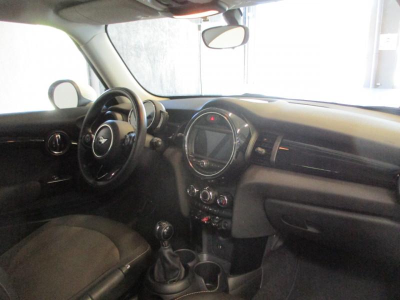 Photo 7 de l'offre de MINI MINI ONE 102CH SALT EURO6D-T à 15390€ chez L'automobile By Bacchi-Bouteille