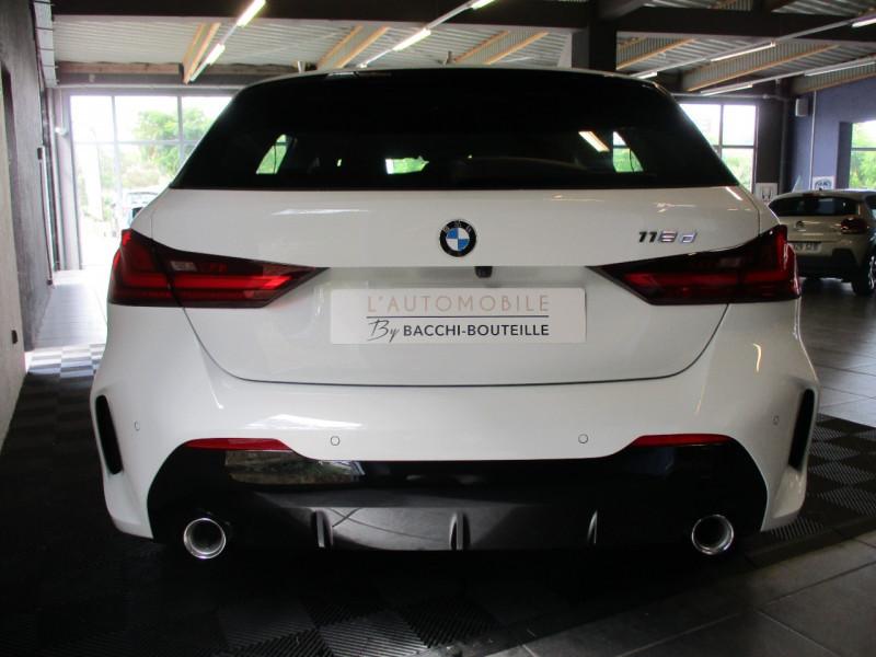 Photo 5 de l'offre de BMW SERIE 1 (F40) 118DA 150CH M SPORT à 33900€ chez L'automobile By Bacchi-Bouteille