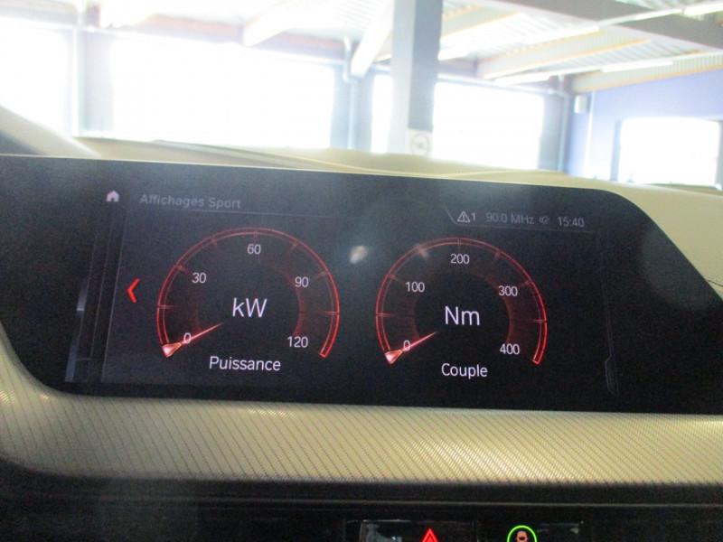 Photo 23 de l'offre de BMW SERIE 1 (F40) 118DA 150CH M SPORT à 33900€ chez L'automobile By Bacchi-Bouteille