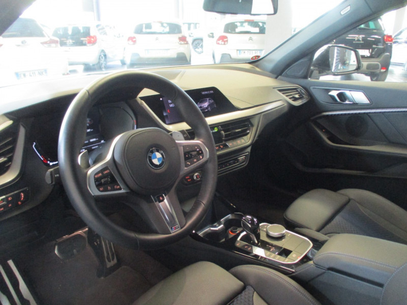 Photo 10 de l'offre de BMW SERIE 1 (F40) 118DA 150CH M SPORT à 33900€ chez L'automobile By Bacchi-Bouteille
