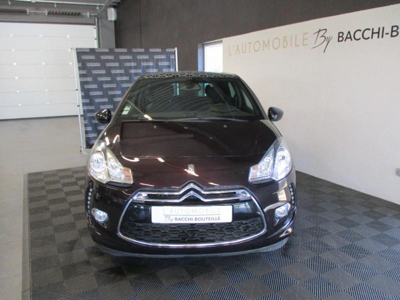 Photo 2 de l'offre de CITROEN DS3 E-HDI 90CH SO IRRESISTIBLE à 9480€ chez L'automobile By Bacchi-Bouteille