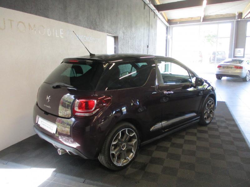 Photo 4 de l'offre de CITROEN DS3 E-HDI 90CH SO IRRESISTIBLE à 9480€ chez L'automobile By Bacchi-Bouteille