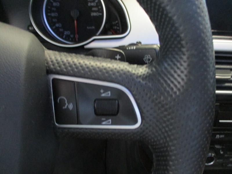 Photo 9 de l'offre de AUDI A5 SPORTBACK 2.0 TFSI 211CH S LINE QUATTRO S TRONIC 7 à 15990€ chez L'automobile By Bacchi-Bouteille