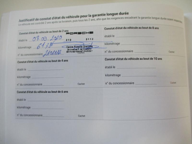 Photo 7 de l'offre de PORSCHE PANAMERA 3.0 V6 330CH 4 à 68950€ chez L'automobile By Bacchi-Bouteille