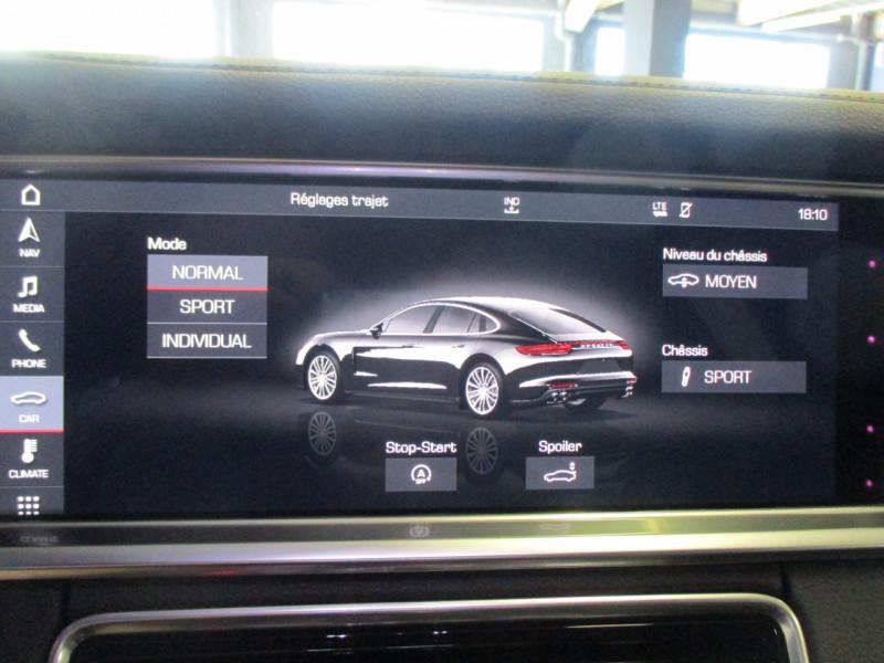 Photo 23 de l'offre de PORSCHE PANAMERA 3.0 V6 330CH 4 à 68950€ chez L'automobile By Bacchi-Bouteille