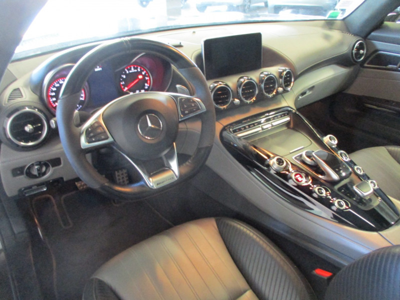 Photo 10 de l'offre de MERCEDES-BENZ AMG GT 4.0 V8 510CH GT S à 86990€ chez L'automobile By Bacchi-Bouteille