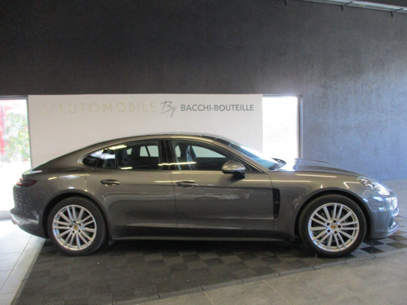 Photo 3 de l'offre de PORSCHE PANAMERA 3.0 V6 330CH 4 à 68950€ chez L'automobile By Bacchi-Bouteille