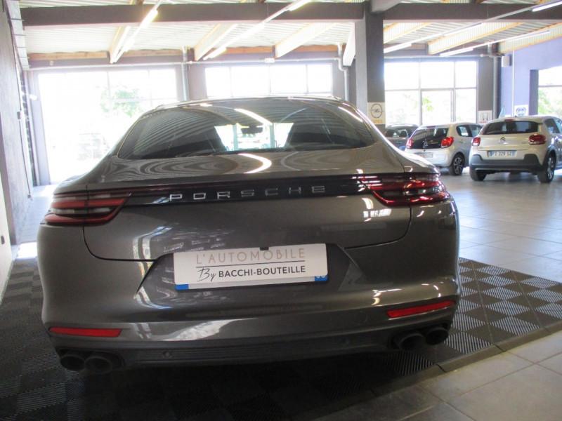 Photo 5 de l'offre de PORSCHE PANAMERA 3.0 V6 330CH 4 à 68950€ chez L'automobile By Bacchi-Bouteille