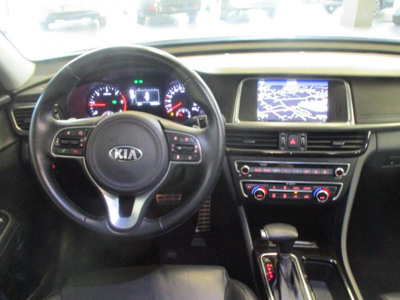 Photo 23 de l'offre de KIA OPTIMA 1.7 CRDI 141CH ULTIMATE ISG DCT7 à 12490€ chez L'automobile By Bacchi-Bouteille