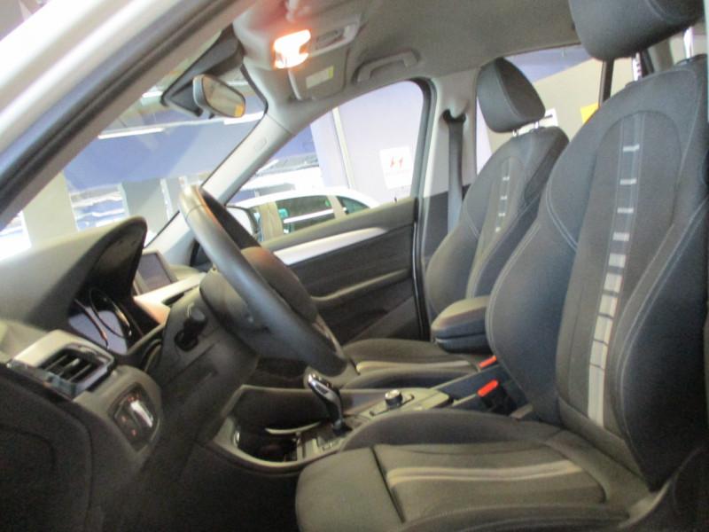 Photo 8 de l'offre de BMW X1 (F48) SDRIVE18IA 140CH LOUNGE DKG7 à 24500€ chez L'automobile By Bacchi-Bouteille