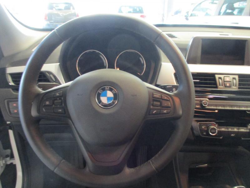 Photo 9 de l'offre de BMW X1 (F48) SDRIVE18IA 140CH LOUNGE DKG7 à 24500€ chez L'automobile By Bacchi-Bouteille