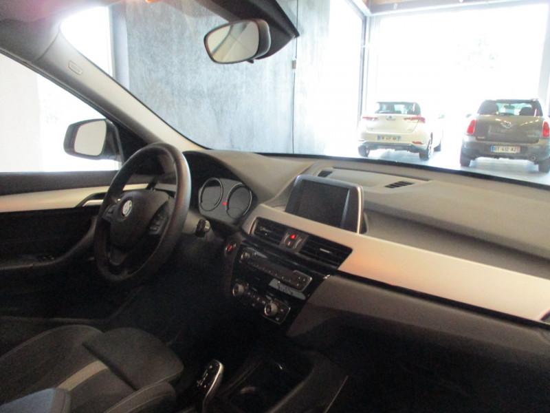Photo 6 de l'offre de BMW X1 (F48) SDRIVE18IA 140CH LOUNGE DKG7 à 24500€ chez L'automobile By Bacchi-Bouteille