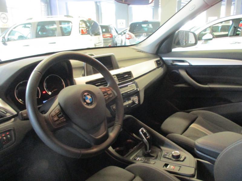 Photo 7 de l'offre de BMW X1 (F48) SDRIVE18IA 140CH LOUNGE DKG7 à 24500€ chez L'automobile By Bacchi-Bouteille