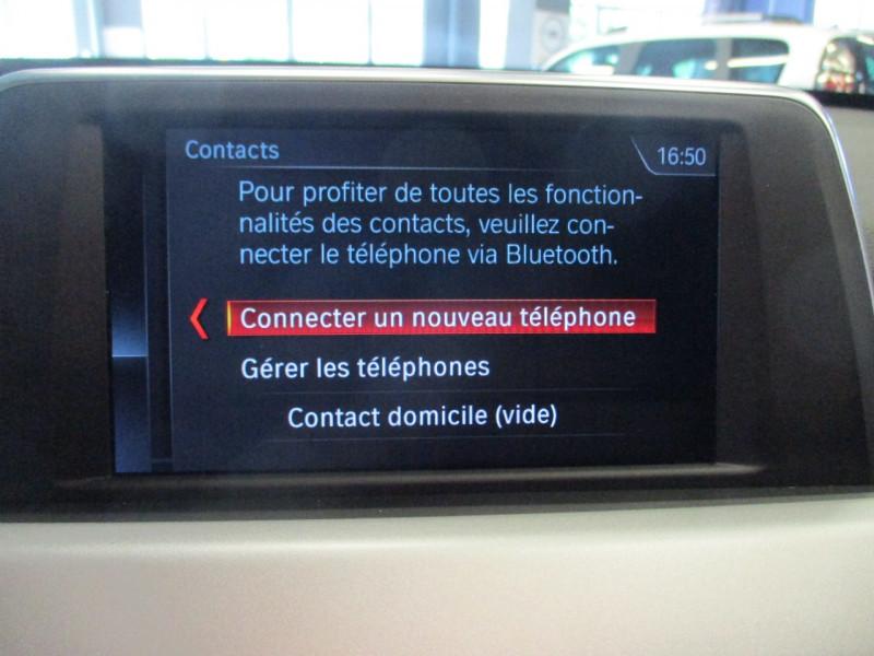 Photo 13 de l'offre de BMW X1 (F48) SDRIVE18IA 140CH LOUNGE DKG7 à 24500€ chez L'automobile By Bacchi-Bouteille
