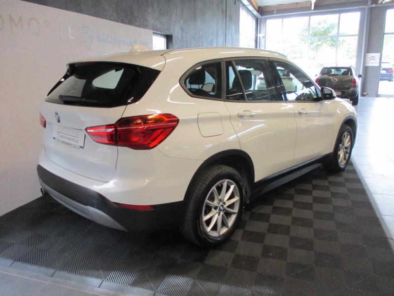 Photo 4 de l'offre de BMW X1 (F48) SDRIVE18IA 140CH LOUNGE DKG7 à 24500€ chez L'automobile By Bacchi-Bouteille