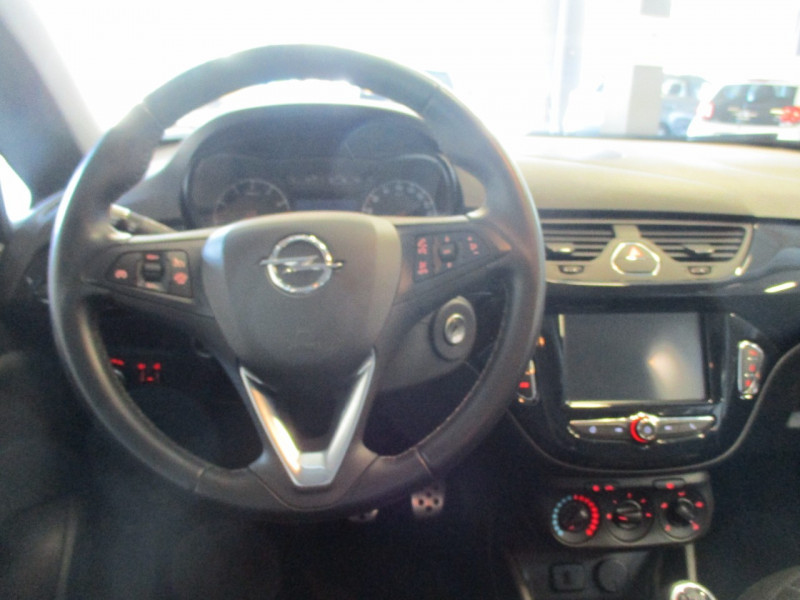 Photo 10 de l'offre de OPEL CORSA 1.4 90CH BLACK EDITION START/STOP 5P à 10690€ chez L'automobile By Bacchi-Bouteille
