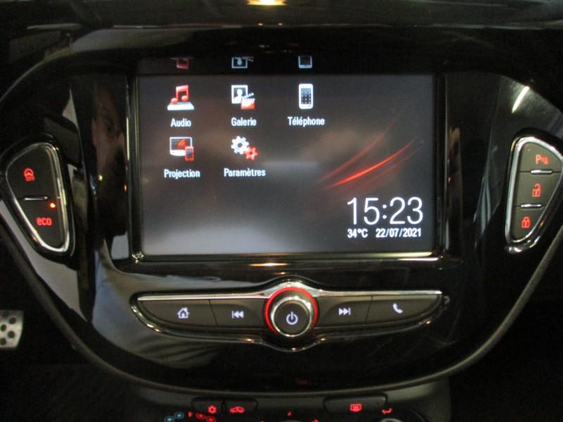 Photo 14 de l'offre de OPEL CORSA 1.4 90CH BLACK EDITION START/STOP 5P à 10690€ chez L'automobile By Bacchi-Bouteille