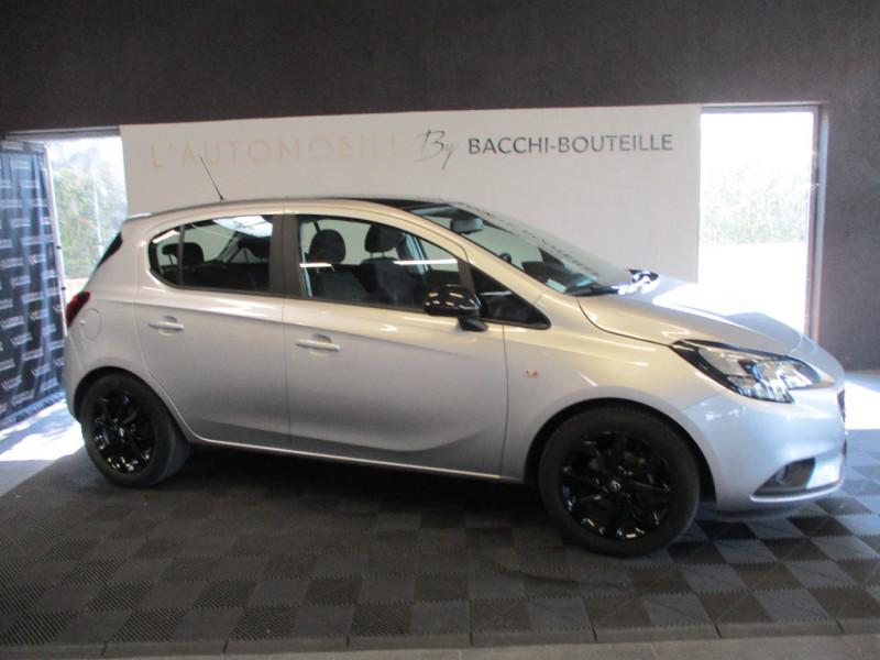 Photo 3 de l'offre de OPEL CORSA 1.4 90CH BLACK EDITION START/STOP 5P à 10690€ chez L'automobile By Bacchi-Bouteille