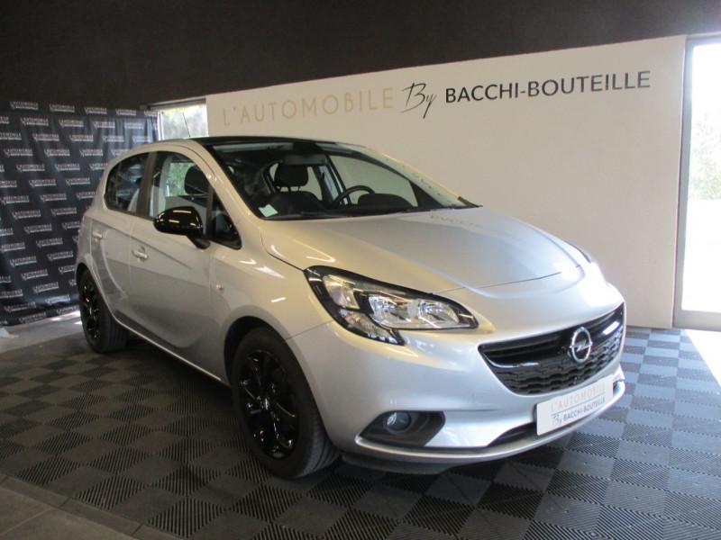 Opel CORSA 1.4 90CH BLACK EDITION START/STOP 5P Occasion à vendre