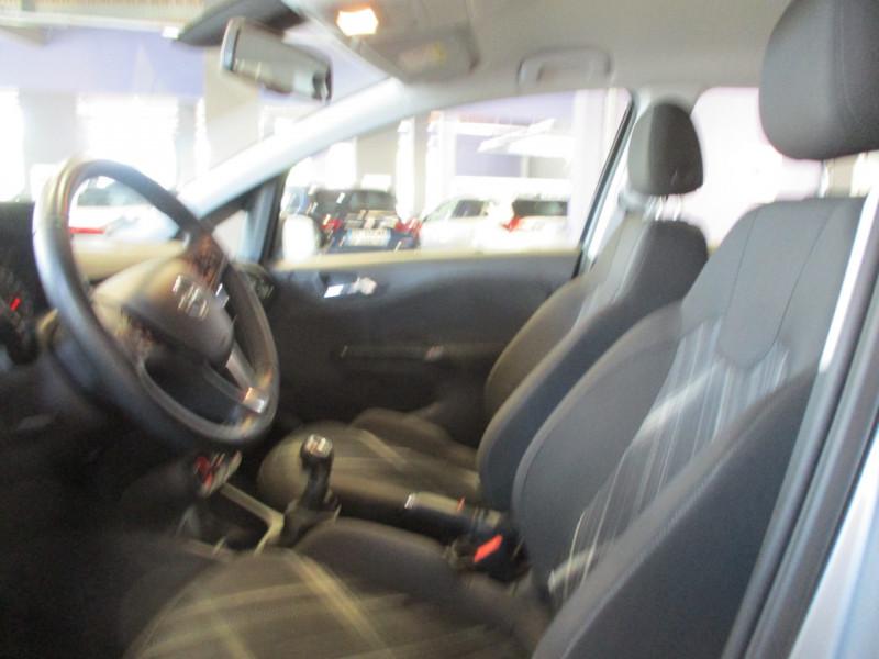 Photo 7 de l'offre de OPEL CORSA 1.4 90CH BLACK EDITION START/STOP 5P à 10690€ chez L'automobile By Bacchi-Bouteille