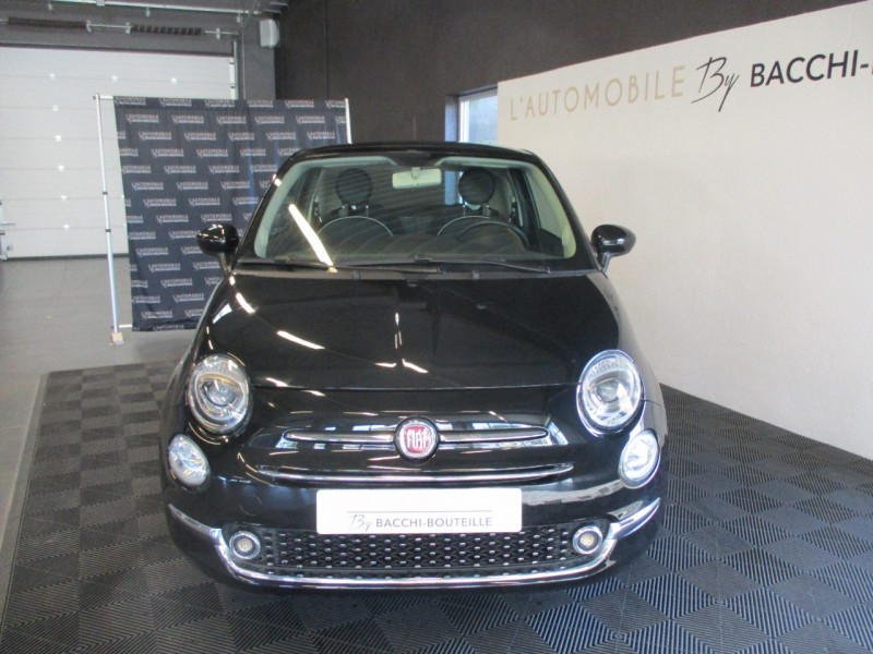 Photo 2 de l'offre de FIAT 500 1.2 8V 69CH LOUNGE à 11890€ chez L'automobile By Bacchi-Bouteille