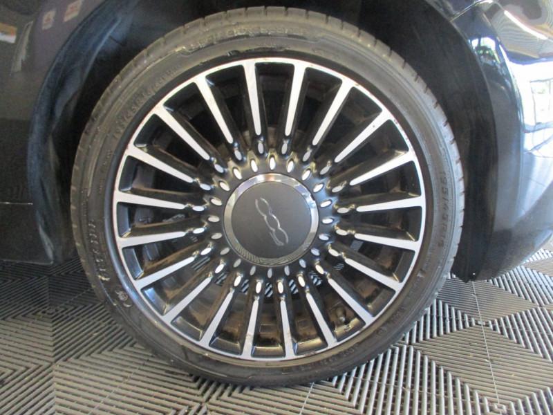 Photo 6 de l'offre de FIAT 500 1.2 8V 69CH LOUNGE à 11890€ chez L'automobile By Bacchi-Bouteille