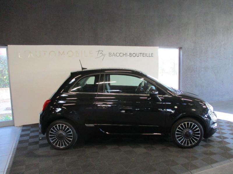 Photo 3 de l'offre de FIAT 500 1.2 8V 69CH LOUNGE à 11890€ chez L'automobile By Bacchi-Bouteille