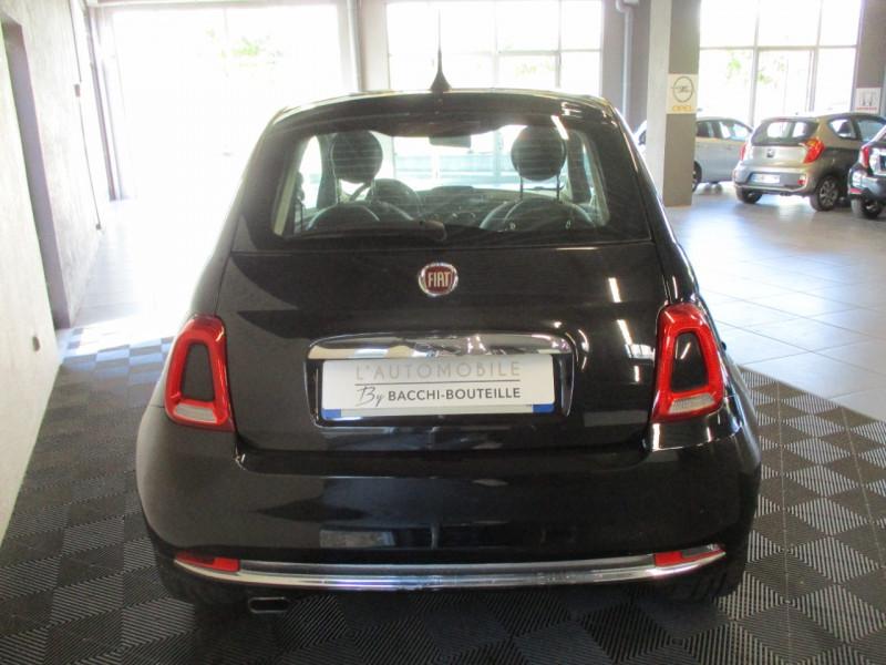 Photo 5 de l'offre de FIAT 500 1.2 8V 69CH LOUNGE à 11890€ chez L'automobile By Bacchi-Bouteille