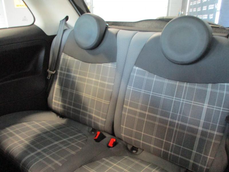 Photo 19 de l'offre de FIAT 500 1.2 8V 69CH LOUNGE à 11890€ chez L'automobile By Bacchi-Bouteille