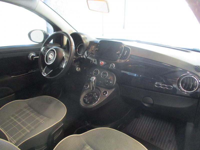Photo 7 de l'offre de FIAT 500 1.2 8V 69CH LOUNGE à 11890€ chez L'automobile By Bacchi-Bouteille