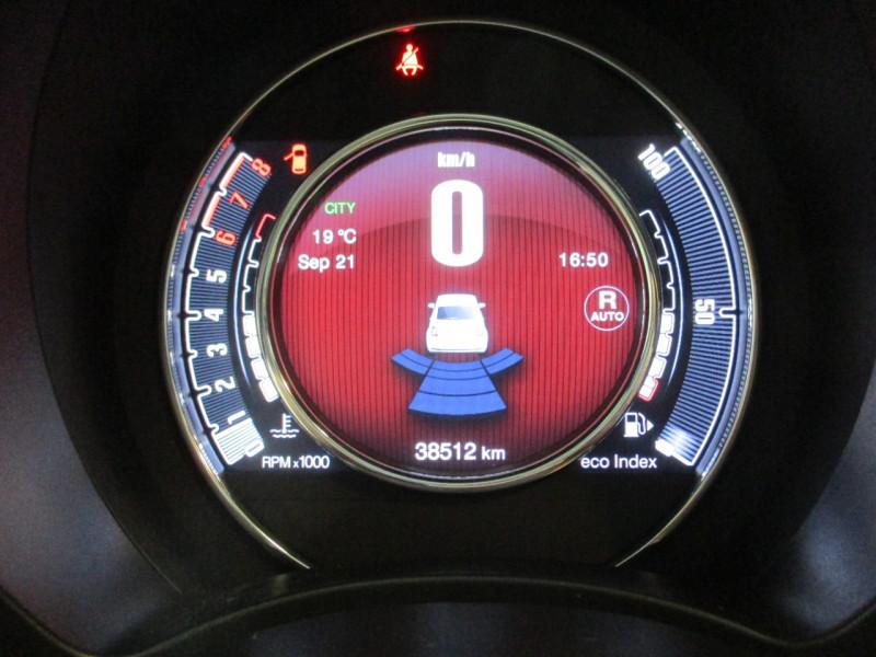 Photo 17 de l'offre de FIAT 500 1.2 8V 69CH LOUNGE à 11890€ chez L'automobile By Bacchi-Bouteille