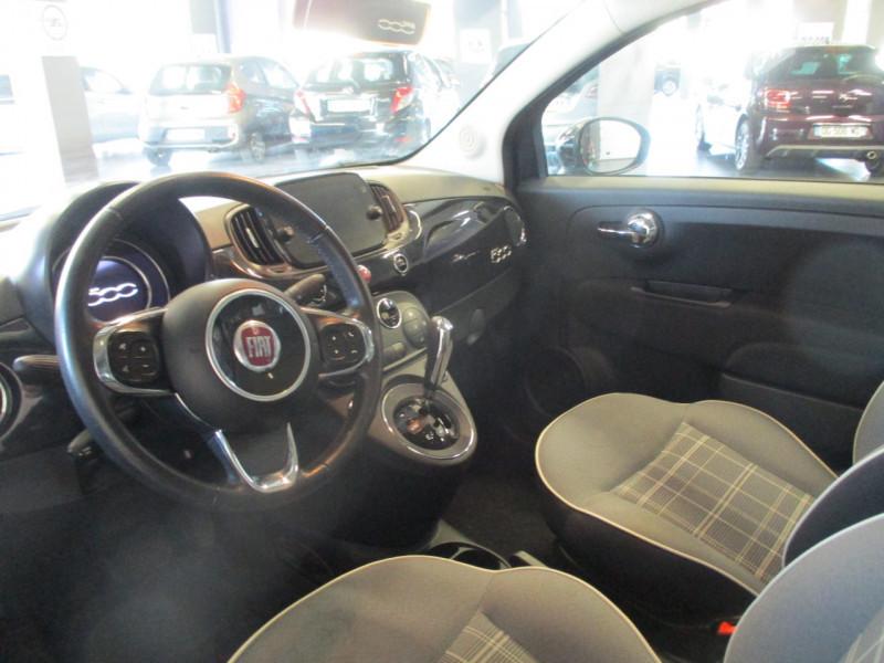 Photo 8 de l'offre de FIAT 500 1.2 8V 69CH LOUNGE à 11890€ chez L'automobile By Bacchi-Bouteille