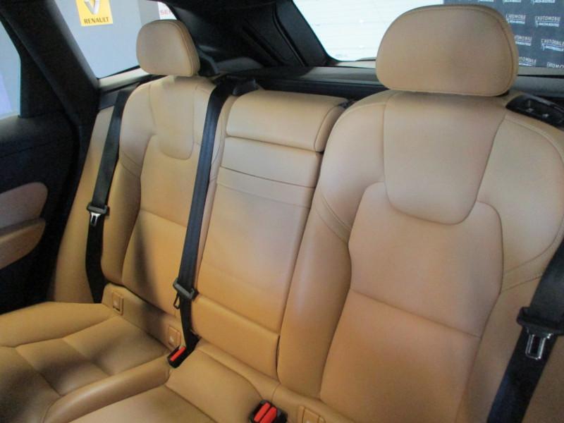 Photo 24 de l'offre de VOLVO XC60 D5 ADBLUE AWD 235CH INSCRIPTION LUXE GEARTRONIC à 44900€ chez L'automobile By Bacchi-Bouteille