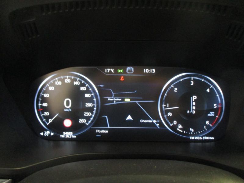 Photo 23 de l'offre de VOLVO XC60 D5 ADBLUE AWD 235CH INSCRIPTION LUXE GEARTRONIC à 44900€ chez L'automobile By Bacchi-Bouteille